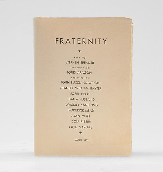 Fraternity 1939