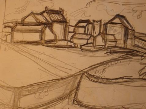 Farm Drawing