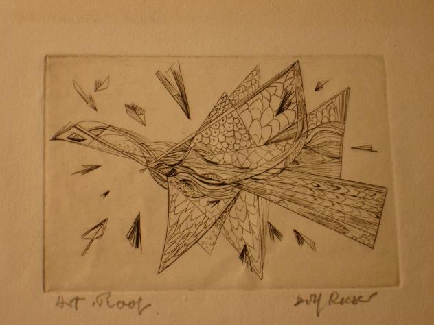 Warbird Engraving 1949