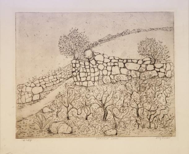 Lane Engraving