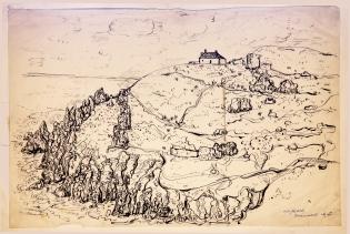 Headland engraving