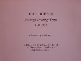 Lumley Cazalet 1981